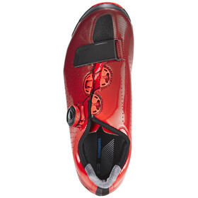Shimano SH-XC7 Fahrradschuhe Unisex Wide Red